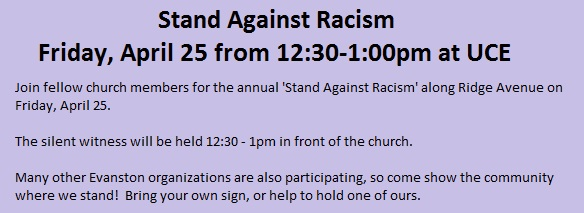 stand against racism web